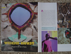 articulo em magazine Aktuelle Algarve