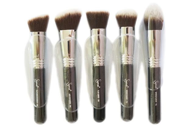 SIGMA Sigmax Kabuki Kit 5-Brush Set
