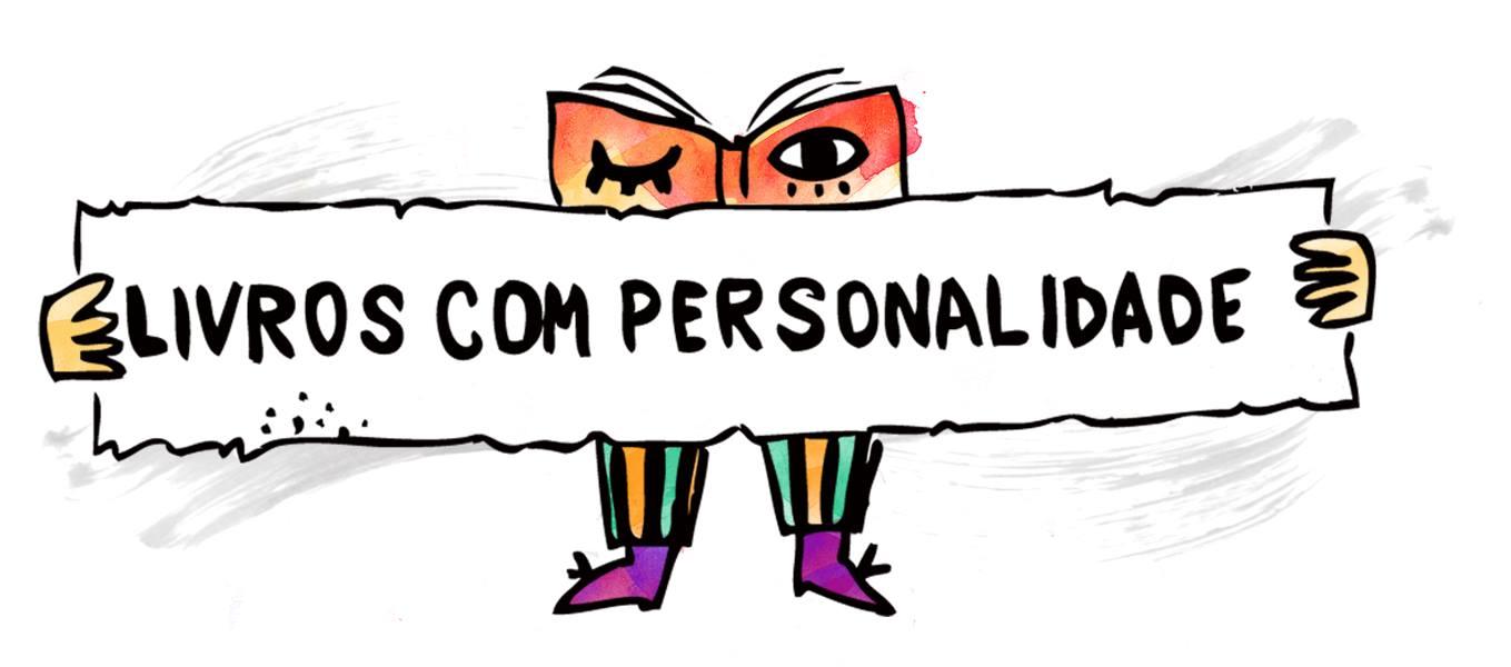 Livros com Personalidade