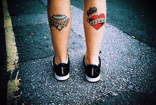hiha tatuointi kaksoset horoskooppi