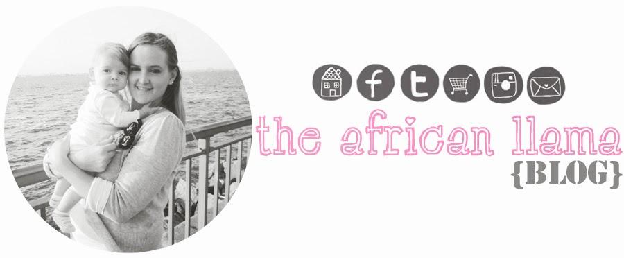 -The African Llama-