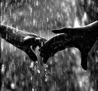 Funny love infidelity rain adultery friendship joke picture