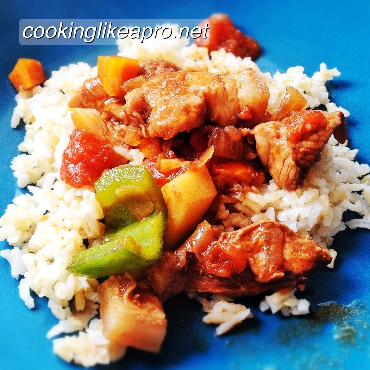 how to cook pork menudo essay Pork menudo is another dish that is a favorite to be served in any filipino salu-salo  add marinated pork pieces and cook until meat are no longer pink.