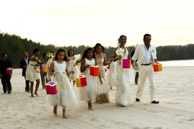 jungle luxe location wedding feast