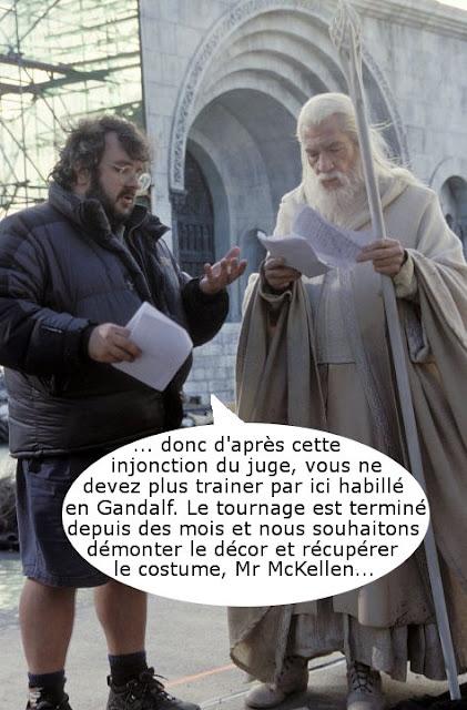 L'Histoire des arts par le jeu de rôle Gandalf