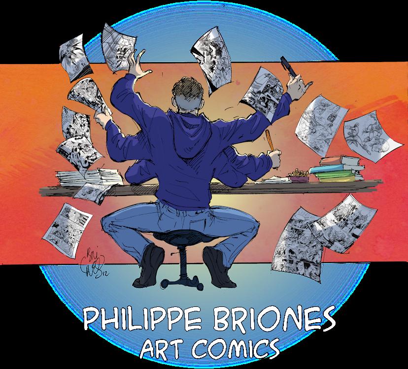 Philippe Briones artcomics