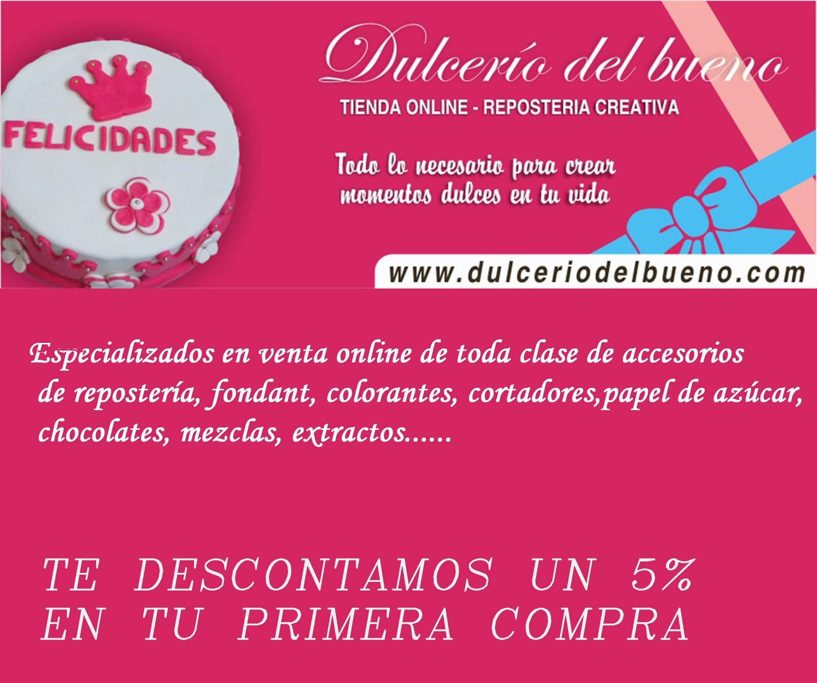 Tienda Online Dulcerio del Bueno