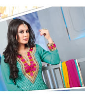 Pakistani Salwar Suit Designs