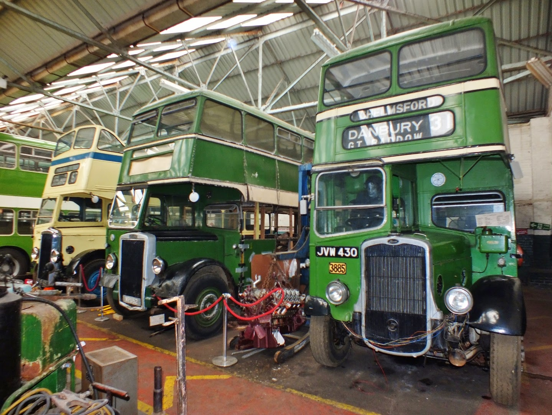 Castle Point Transport Museum Transport Illustrated