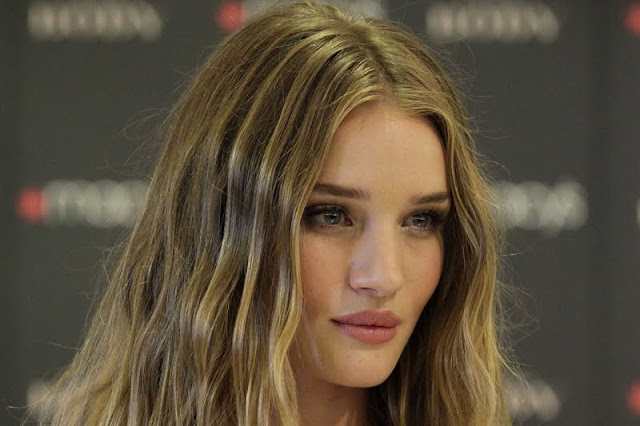 British Super Model Rosie Huntington-Whiteley