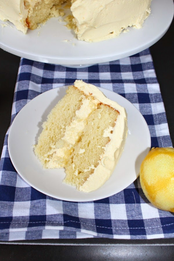 lemon buttercream frosting recipe