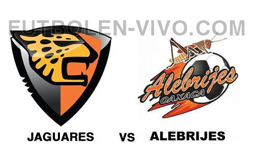Chiapas FC vs Alebrijes de Oaxaca