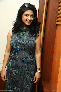 Supriya Spotted in a Full Grey Gown at Sashesham Movie Press Meet