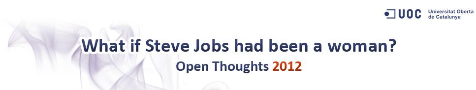 Blog Open Thoughts 2012 - Universitat Oberta de Catalunya (UOC)