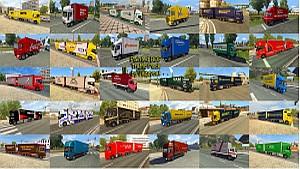 Painted BDF Traffic Pack 1.1
