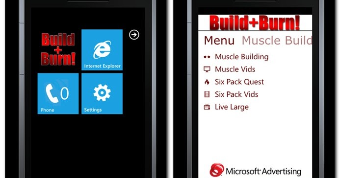 Nokia Lumia App : Buildburn | Best Nokia Applications ...