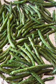 Roasted Green Beans: Savory Sweet and Satisfying