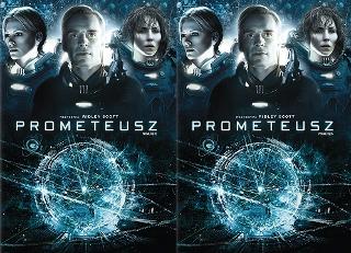 Konkurs 3 płyty DVD z filmem Prometeusz