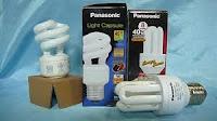 Daftar Harga Lampu Panasonic September 2013