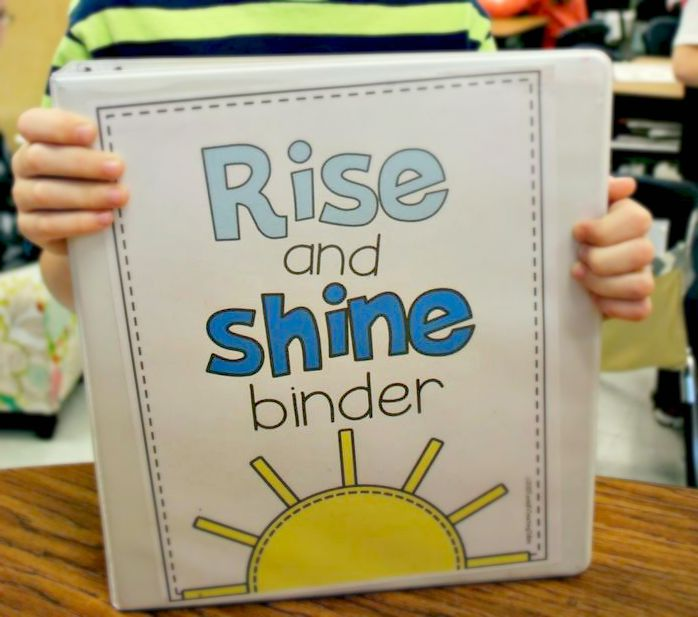 Morning work solutions tunstalls teaching tidbits today is all about the morning routine what students do for the first five minutes of the day sets the tone for learning all day long fandeluxe Images