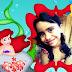 Montagem de fotos com as princesa da Disney