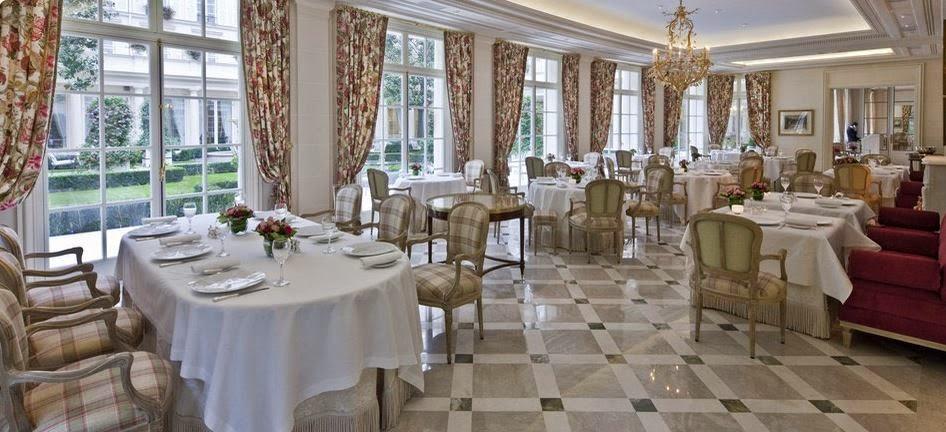 Restaurante Epicure París