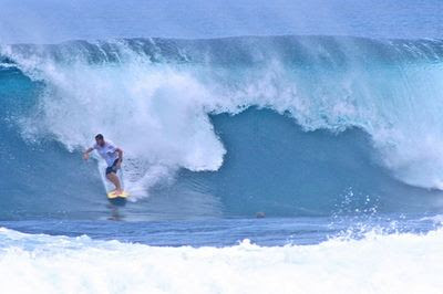 photo of Siargao Island surfing