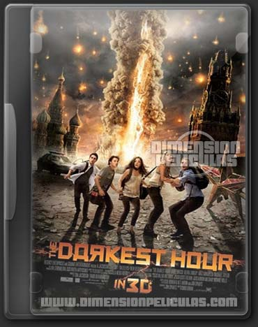 The Darkest Hour (BRRip HD Ingles Subtitulado) (2011)