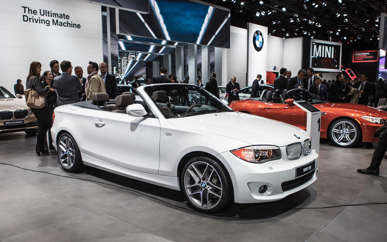 BMW 4 Series Coupe Concept, M6 Gran Coupe Make Public Debut 2013 ...