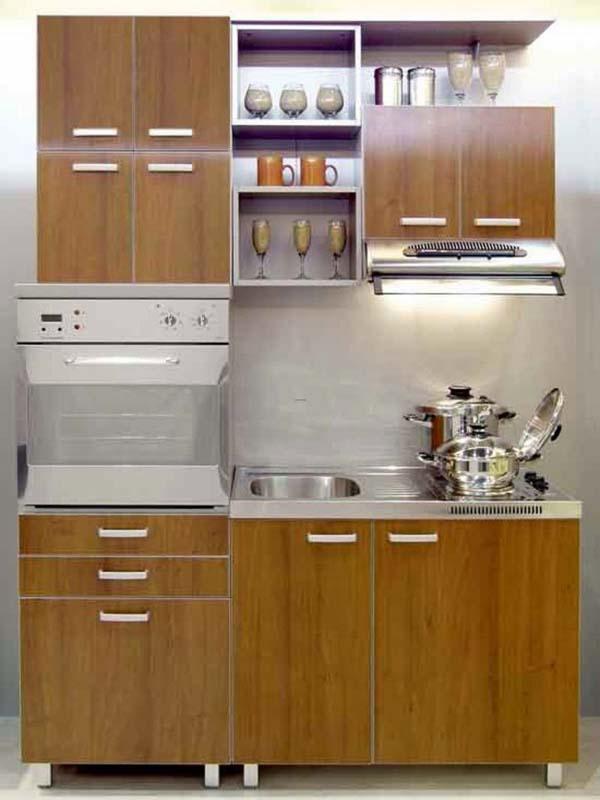desain dapur minimalis untuk apartemen design rumah