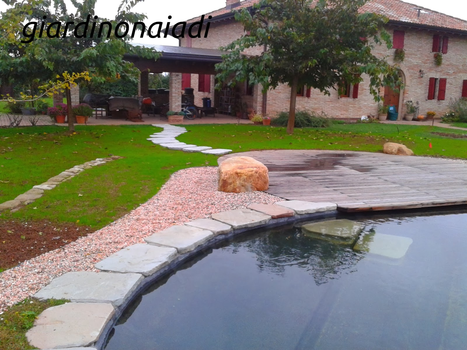 Il giardino delle Naiadi: gennaio 2014