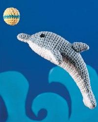 Free Amigurumi Patterns: Playful Dolphin