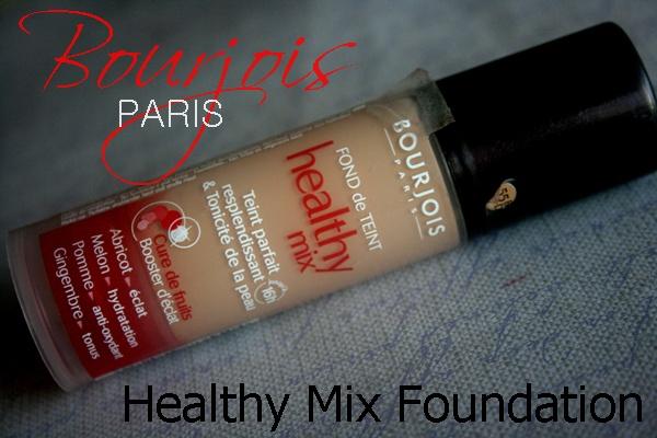 Bourjois Healthy Mix Foundation #55