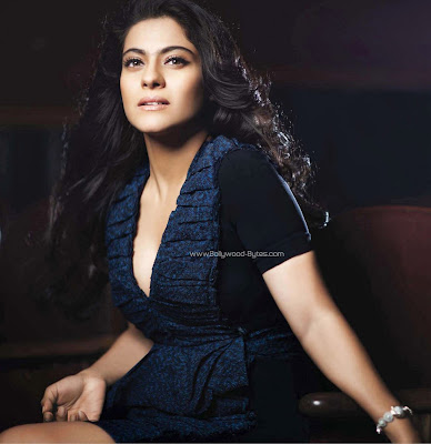 Beautiful Kajol Devgn's Beauty Photo Shoot 2012