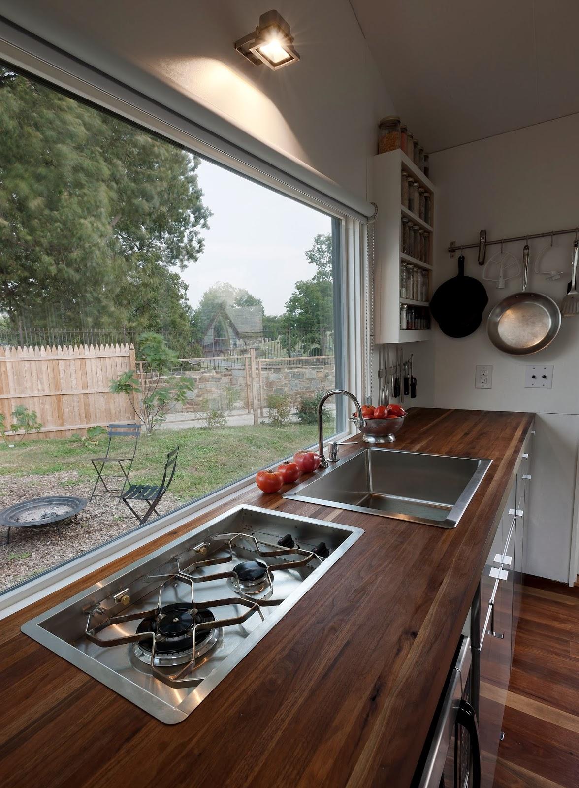 Dobrze mieszkaj 12 najmniejszych dom w wiata czyli dla for 7 ft kitchen ideas