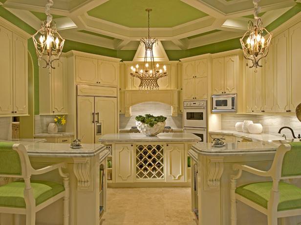 Decora Y Disena 11 Hermosas Cocinas Color Verde