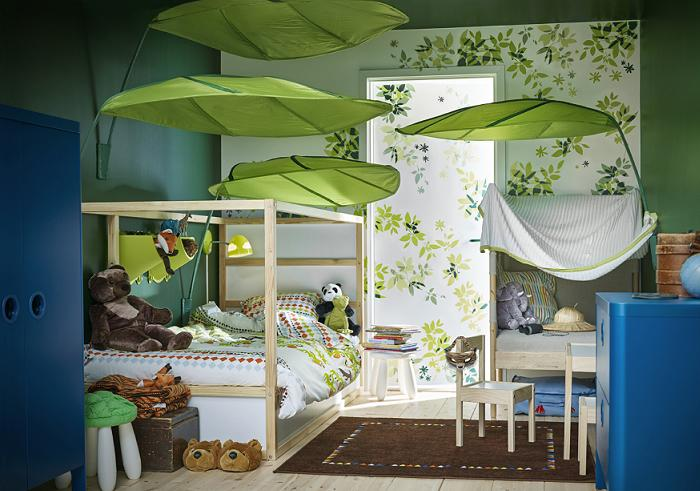 Decoraci n f cil ikea 2016 novedades por estancias for Catalogo ikea dormitorios infantiles