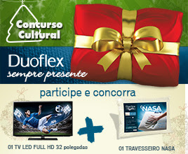 Concurso Cultural Duoflex Sempre Presente