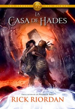 Portada de La casa de Hades