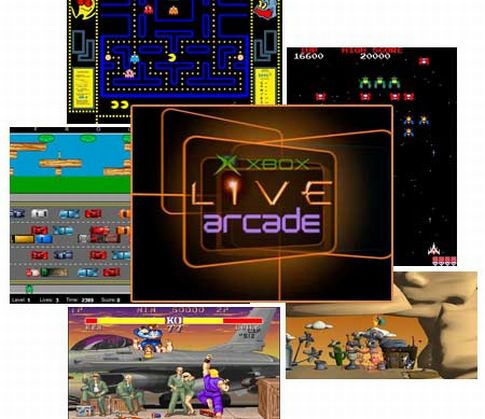 Top Arcade Games For Xbox 360