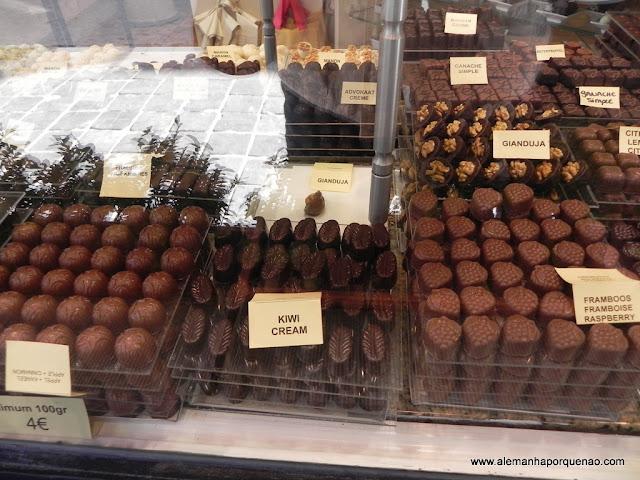 Chocolates de Bruges