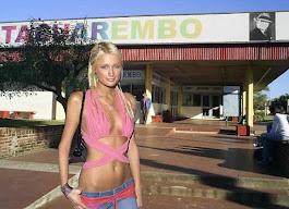 Paris Hilton en Tacuarembó