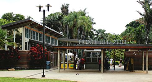 honolulu zoo hawaii