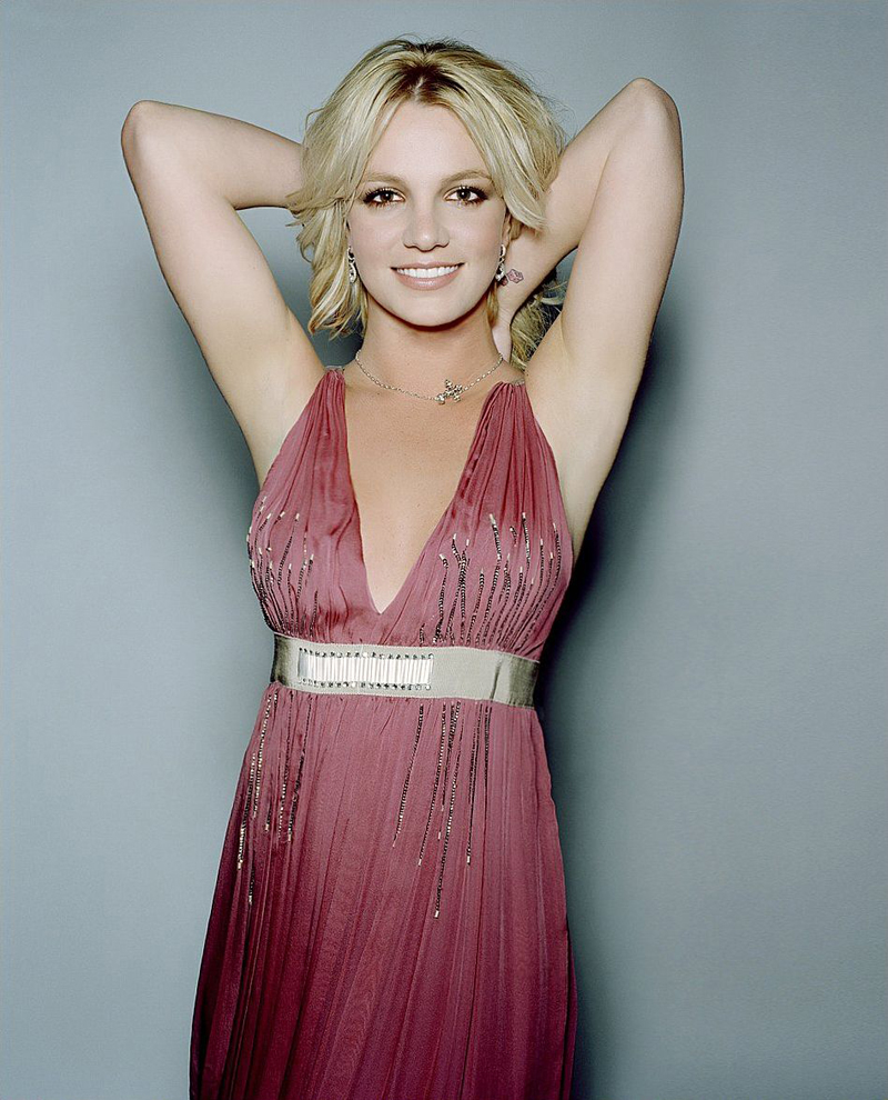 Celebrity Hairstyles - Britney Spears 15