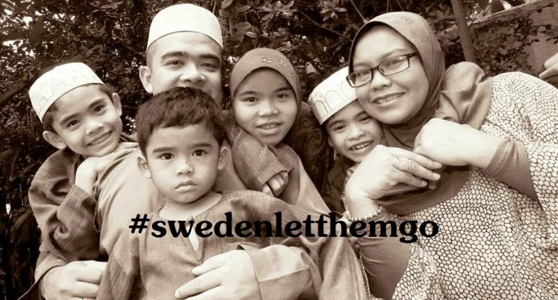#SWEDENLETTHEMGO