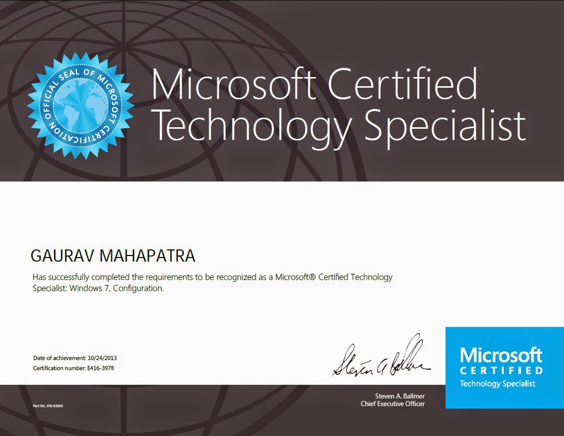 What Is Microsoft Certified Professional Mcp