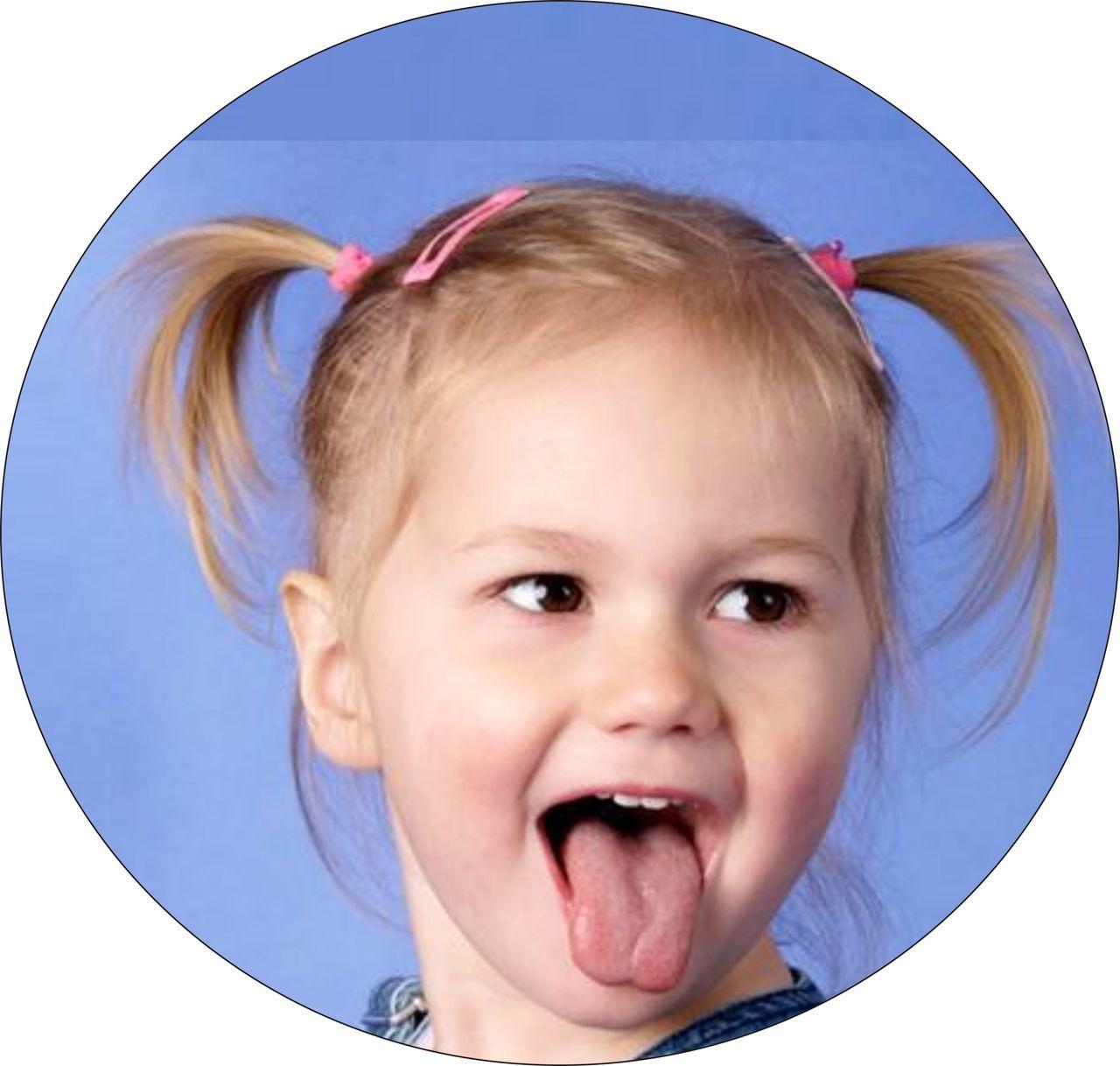 Фото для детей язычок