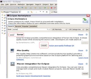 Sonar Installation And Eclipse Plugin Dzone Agile