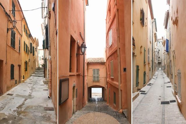 Quartier La Ponche St Tropez