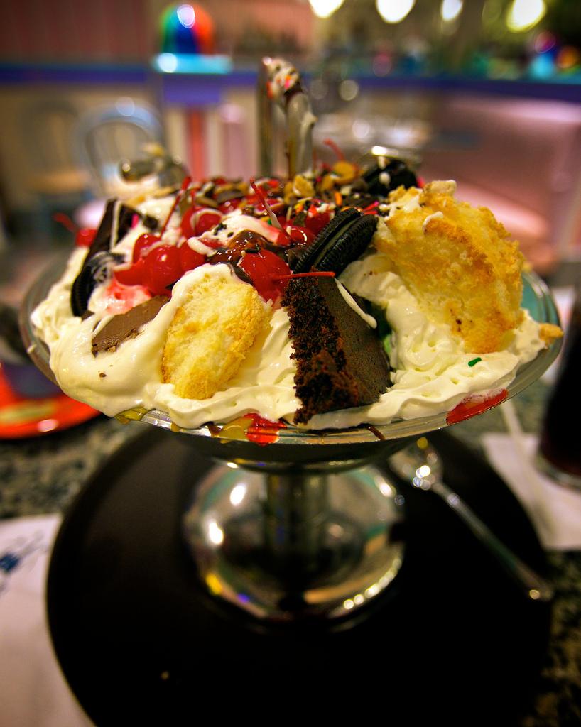 kitchen sink dessert - zitzat